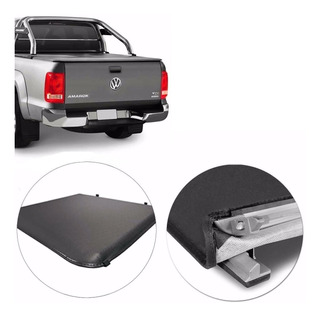 Lona Estructura De Aluminio Flash Cover Force P/ Vw Amarok
