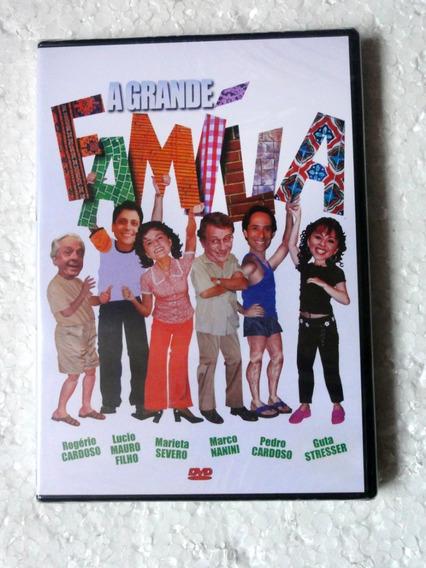 Dvd A Grande Família (2004) Original Lacrado De Fábrica!!
