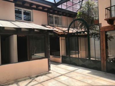 Casa Sola En Lomas De Vista Hermosa / Cuajimalpa De Morelos - Gsi-1087-cs