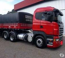 Scania R440 6x4 + Carreta Ls Randon -