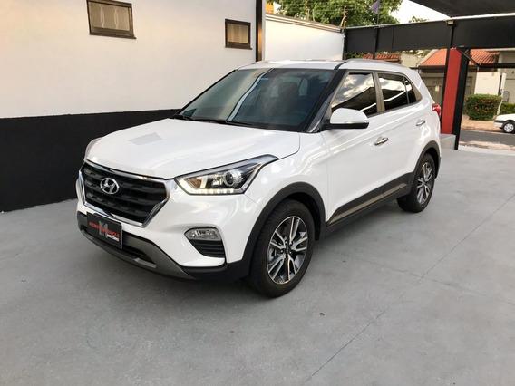 Hyundai Creta 2.0 Prestige Único Dono Impecável