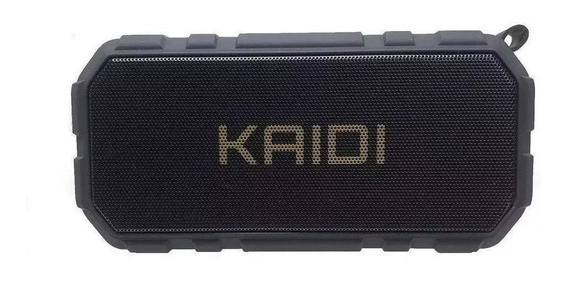 Wireless Speaker Kaidi Kd806 Caixa De Som Bluetooth