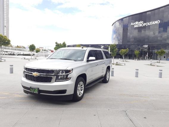 Chevrolet Suburban 5.4 Ls Tela At Modelo 2016