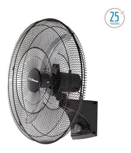 Ventilador De Pared Industrial Liliana 25 2 Aspas Vw25m 120w