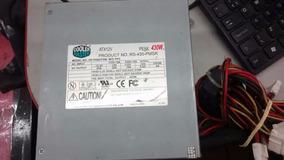 Fonte 24 Pino Sata Real Cooler Master Chaveada Rs-430-pmsr