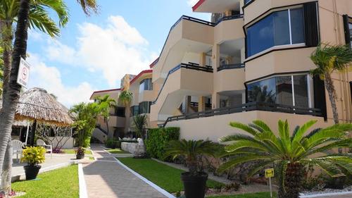 Imagen 1 de 10 de Vendo Departamento En Coral Mar, Zona Hotelera
