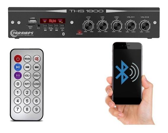 Modulo Taramps Home Ths1800 4 Ohm Amplificador Bluetooth