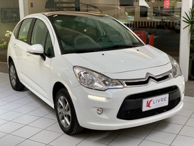 Citroen C3 Tendance Pure Tech 1.2 Flex 12v Mec 2017