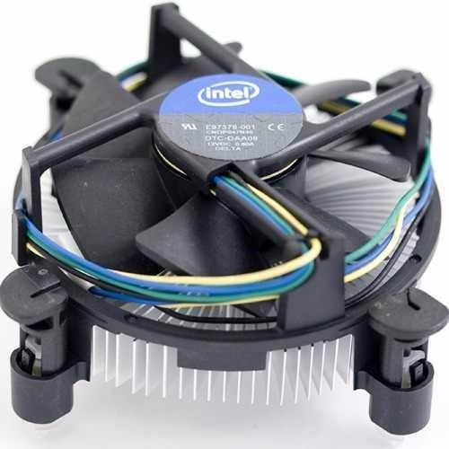 Imagen 1 de 4 de Disipador Para Intel Procesador De Socket 1155