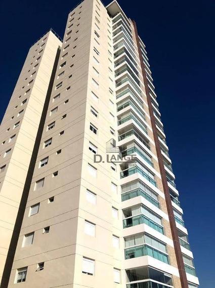 Apartamento No Golden Square - Campinas - Ap18216
