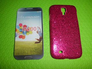 Estuche De Plastico Para Samsung S4.