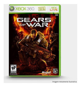 Gears Of War - Original Xbox 360 - Novo