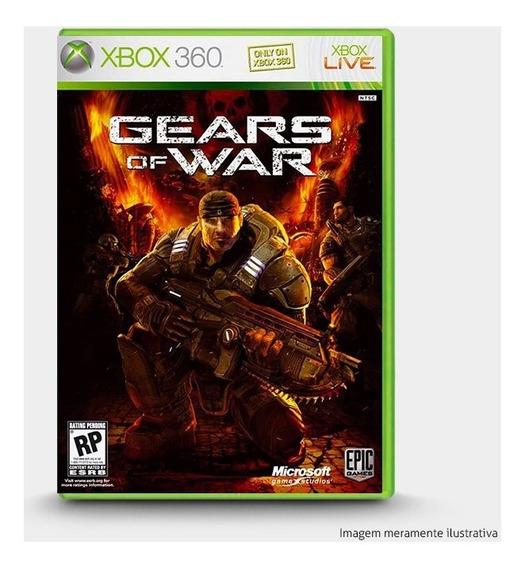 Gears Of War - Original Xbox 360 - Novo