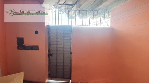 Imagem 1 de 10 de Casa Térrea Em Parque Santa Madalena  -  São Paulo - 7219