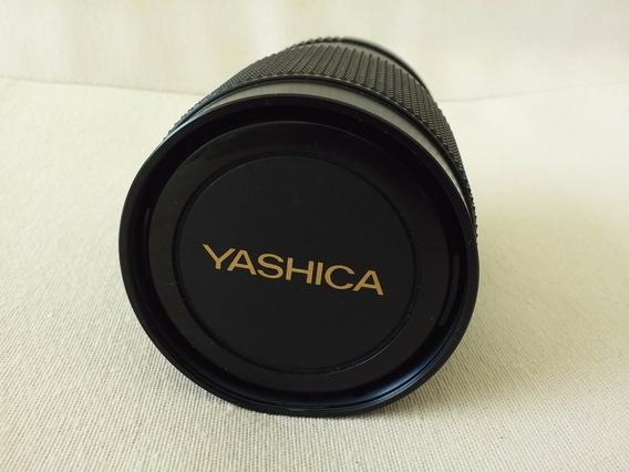 Lente Yashica 28-80mm 1:3.9-4.9 Zoom E Macro