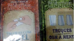 2 Livros Para Magica + Brinde