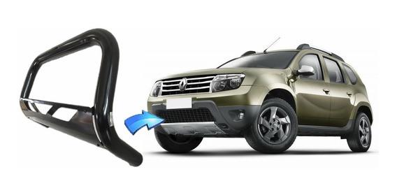 Parachoque De Impulsão Chapa Preto Renault Duster 2012 2018