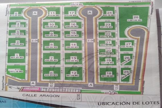 Terrenos En Venta En La Trinidad, Texcoco