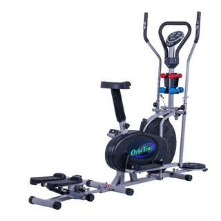 Maquina Eliptica Bicicleta Escalador Multifuncional 10 En 1