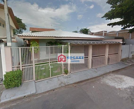 Casa Com 3 Dormitórios À Venda, 122 M² Por R$ 650.000,00 - Vila Betânia - São José Dos Campos/sp - Ca2586