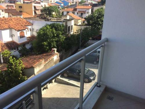 Apartamento-à Venda-jardim Sulacap-rio De Janeiro - Agv22744