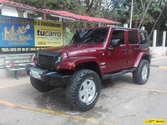 Jeep Rubicon Sport Wagon 4x4 Sincronico