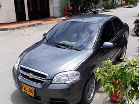 Vendo Hermoso Chevrolet Aveo Emotion
