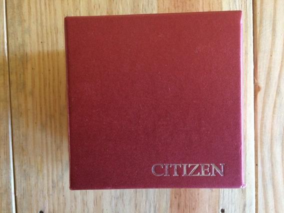Relógio Citizen Eco Drive Calendário Perpétuo
