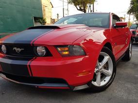 Mustang Gt Estandar Piel Camaleon Flamante