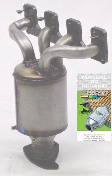 Catalisador Cobalt / Montana 1.4 8v 2012...