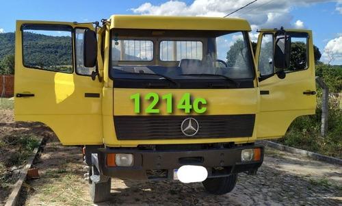 Imagem 1 de 15 de Mercedes-benz  1214c