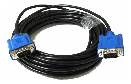 Cable Vga De 10 Mts Para Monitor Y Videobeam