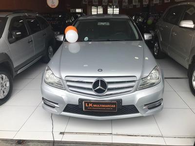 Mercedes-benz C 180 1.6 Cgi Turbo 2013