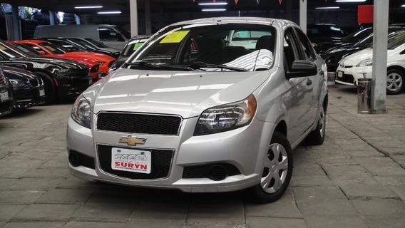 Chevrolet Aveo Ls 1.6l Aire Mt 2012