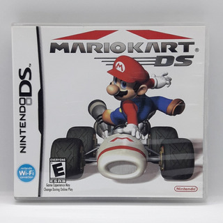 Mario Kart Ds Nintendo Ds Nds Midia Fisica 3ds 2ds Jogo Game