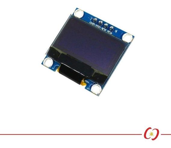 Display Oled Branco 128x64 Pixel 0.96 Polegadas 4 Pinos I2c