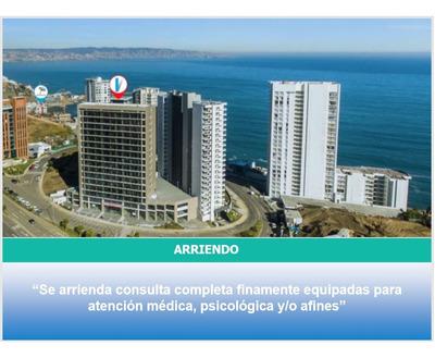 Consulta Médica Equipada Bosques De Montemar, Reñaca-concón