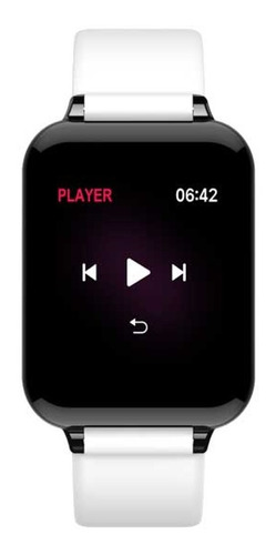 Smart Watch Fralugio Reloj Hombre Notificaciones Ios Android