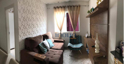 Apartamento Com 2 Dormitórios À Venda, 45 M² Por R$ 165.000 - Maraponga - Fortaleza/ce - Ap0719