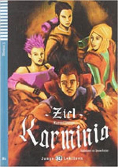 Ziel Karminia - Stufe 3 - Buch Mit Audio Cd