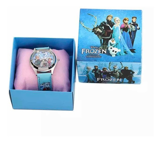 Relógio Frozen Original Disney