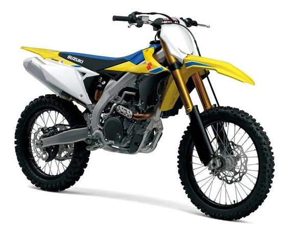 Suzuki Rmz 450 Okm