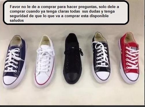 Converse Zapatos Del 35 Al 45