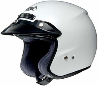 Shoei Solid Rjplatinum R Cruiser Casco De Motocicleta Color