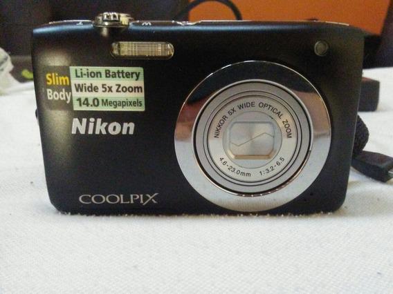 Camara Fotográfica Nikon Coolpix S2600