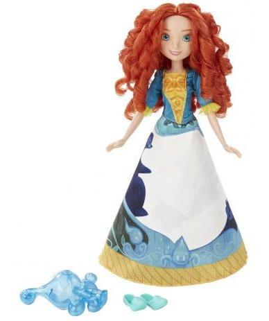 Boneca Merida Magical Story Skirt Disney Princess