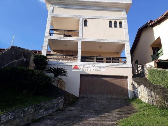 Sobrado Residencial À Venda, Parque Dos Príncipes, Osasco. - So1903