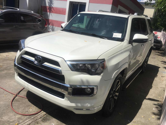 Toyota 4runner Limited 3 Filas
