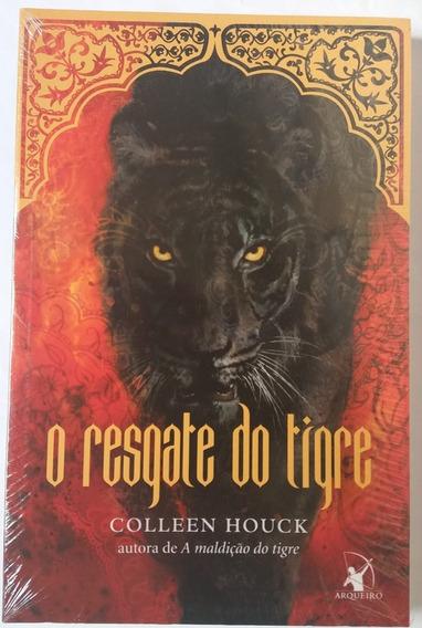 Livro O Resgate Do Tigre - Arqueiro