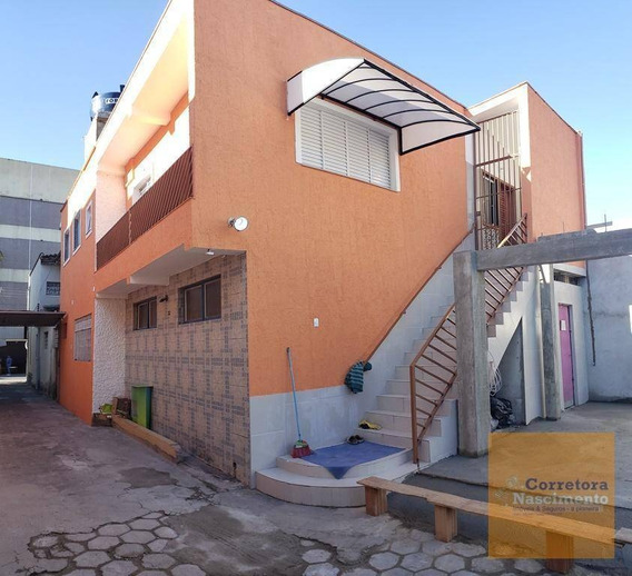 Casa Piso Superior Residencial Ou Comercial Na Lúcio Malta - Ca1427